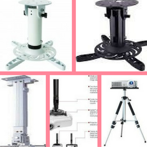 Projector Ceiling Mounts & Projector Tripod Stand